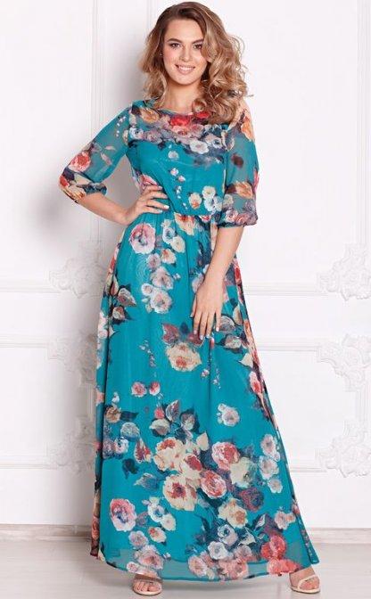 0dc8a684b9f6c0b Длинные платья оптом от производителя ፨ официальный сайт Svetozara® ๛