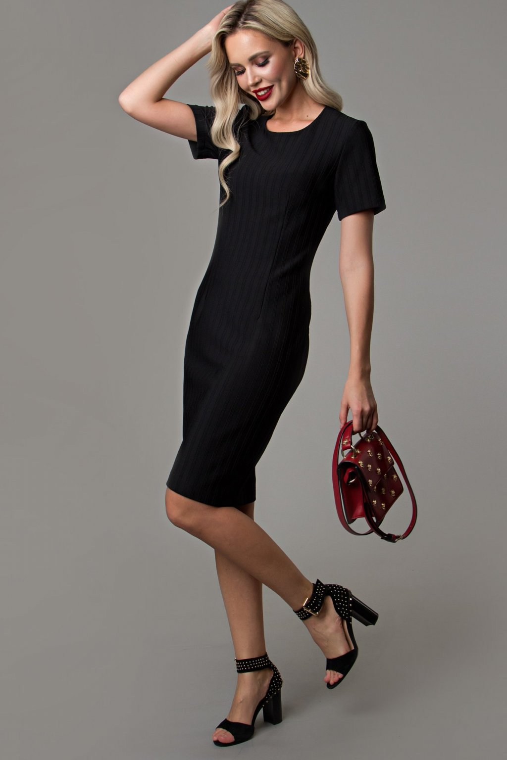 Платье Little black dress (П-244-1) - 2
